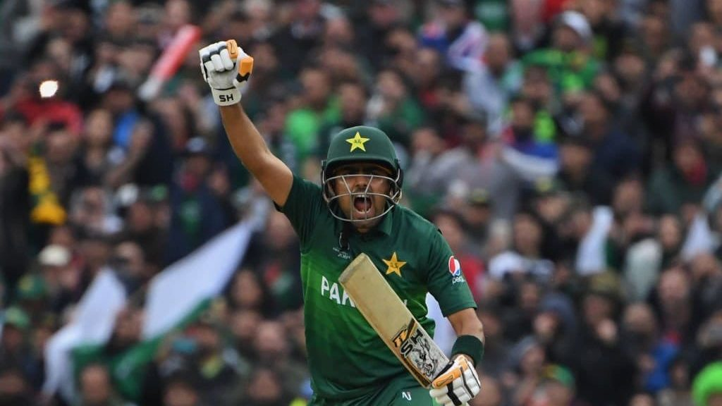 'My aim is to reach stage where others are compared to me' Babar Azam