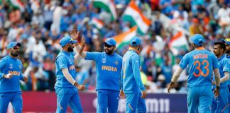 Rohit, Bumrah help India reach semis and eliminate Bangladesh