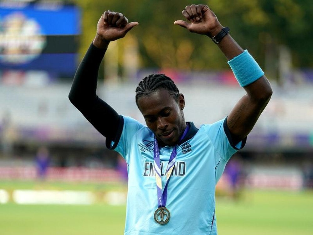 England hero Archer grieved cousin's demise during World Cup