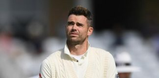 Anderson ruled out of Ireland Test with calf injury