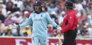 Jason Roy escapes final ban after dissent fine