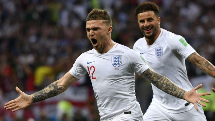 Atletico Madrid sign England's Trippier