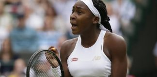 'I can beat anyone': Inspired by celebs and video, Gauff in Wimbledon 3rd round