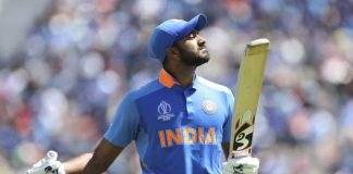 Shankar out of World Cup with fractured toe