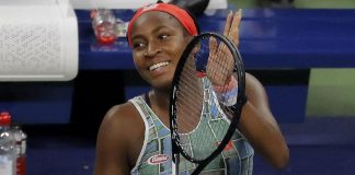 US teen Gauff shakes off nerves to advance at US Open
