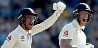 'Village cricketer' Leach can't believe he's an Ashes hero