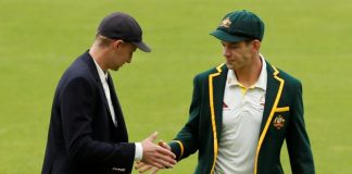 Australia win toss and bat against in the first Ashes Test