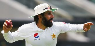 Misbah has not applied for the coaching job yet