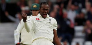 Archer gives England advantage in third test