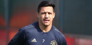 Man United's Sanchez completes loan move to Inter