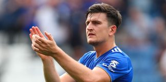 Maguire must live with the price tag pressure, says Van Dijk
