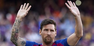 Messi could make Barca return against Dortmund