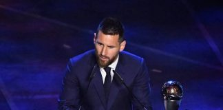 FIFA Awards controversy