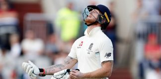 Cummins bowls Australia towards victory as England lose Stokes