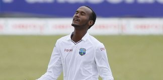 West Indies' Brathwaite reported over bowling action