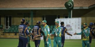Suleman Textile Stallion register easy win against TNP Titans