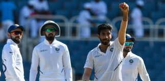 Bumrah takes hat-trick as India dominate Windies