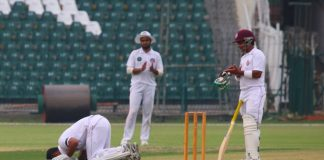 Sami Aslam's double-ton takes Southern Punjab to 467 runs