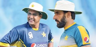 PCB appoints Misbah, Waqar coaching roles