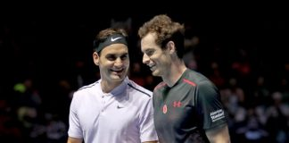 Federer to give Murray early workout at ATP Cup
