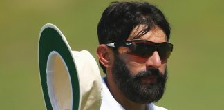 'I am absolutely ready and up for the task,' new head coach Misbah