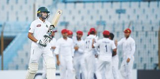 Skipper Shakib takes blame for Afghan loss