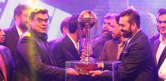 Glittering Opening ceremony of Karachi Kings' MSL4 took place in Karachi