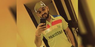 Sri Lankan player posts picture in Pakistan jersey, praise the hospitality