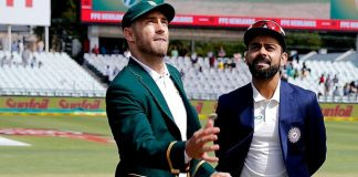 India win toss, bat in first South Africa Test