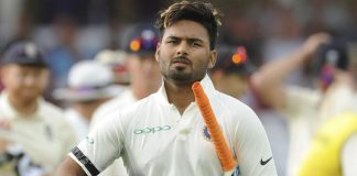 India drop Rishabh Pant for first South Africa Test