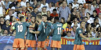 Polished display sees Ajax to 3-0 win at Valencia