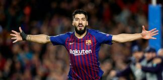 Suarez double as Barca fight back to sink Inter