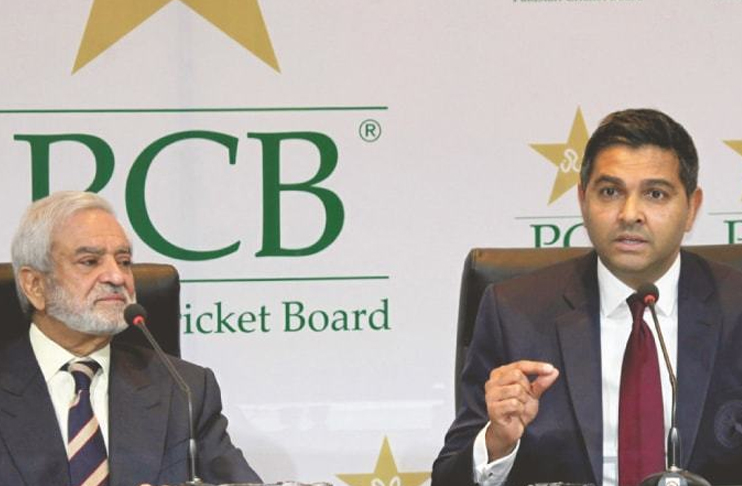 CAA accepts PCB's request to allow Wasim, Ehsan to return Pakistan from UK