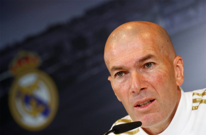 Zinedine Zidane hails fit and ready Real Madrid