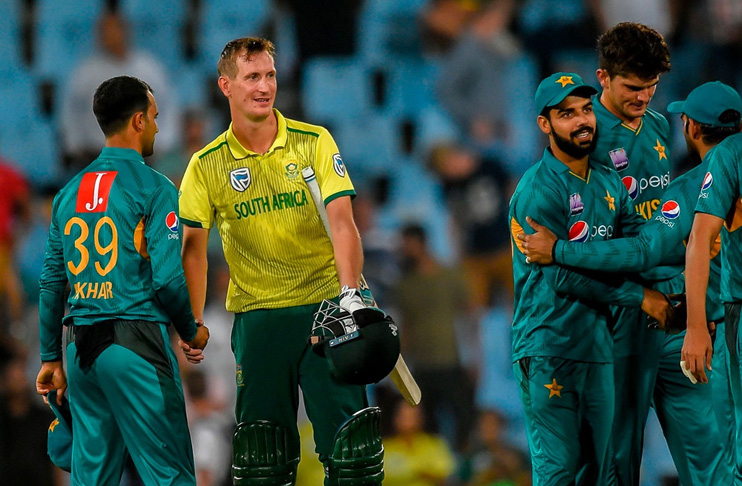 Just-In: Pakistan to tour South Africa for ODI, T20I ...