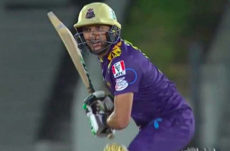 WATCH: 40-years-old Shahid Afridi smashes 50 off 20