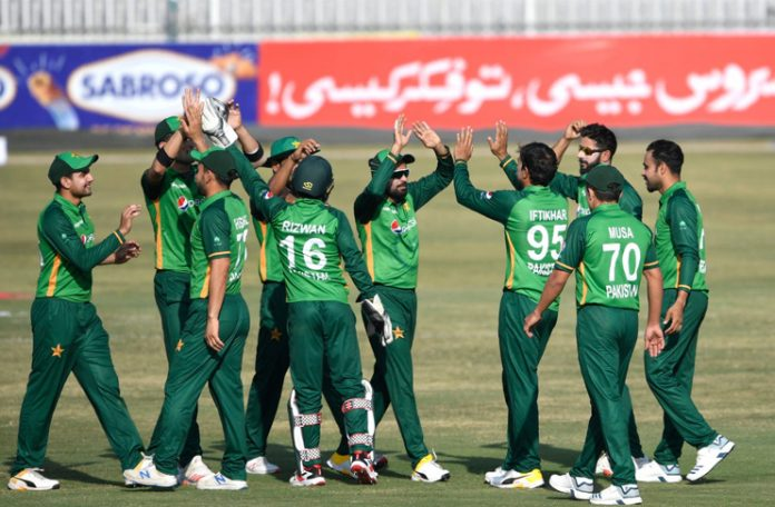 Pakistan likely to go unchanged in second T20I against Zimbabwe