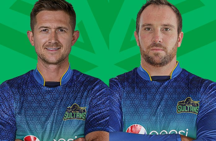 Denly, Taylor replace COVID-19 positives Vince, Mahmudullah in Multan Sultans