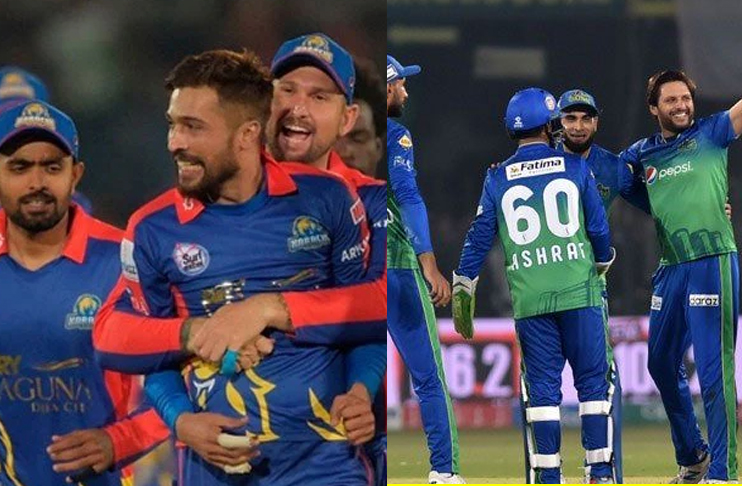 Valiant Karachi Kings to lock horns with table-topper Multan Sultans for PSL 5 final
