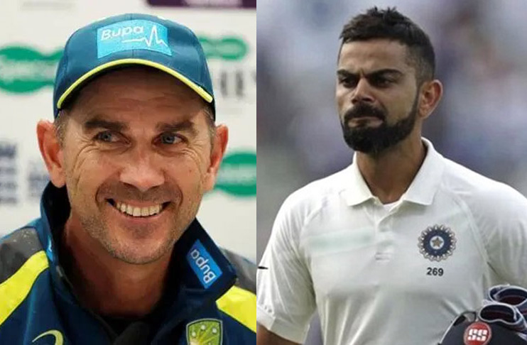 Kohli's absence to impact India in Tests, says Australia coach Langer