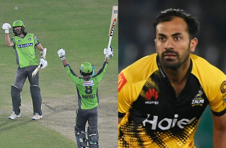 'I should have finished it off well' Wahab takes responsibility for conceding runs