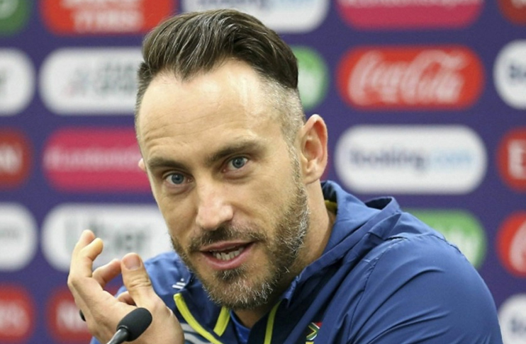 Du Plessis hoping for batsmen-friendly pitches in Tests against Pakistan