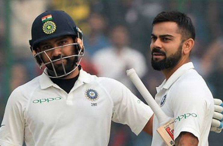 Kohli to return home after first Australia Test, Rohit named in Test squad