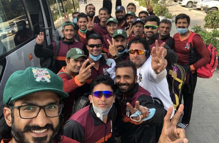 Faisal Iqbal gives whole credit to players for Balochistan's strong comeback