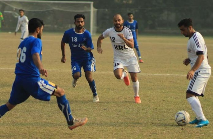Karachi United, KRL advance to Round-of-16 in National Challenge Cup