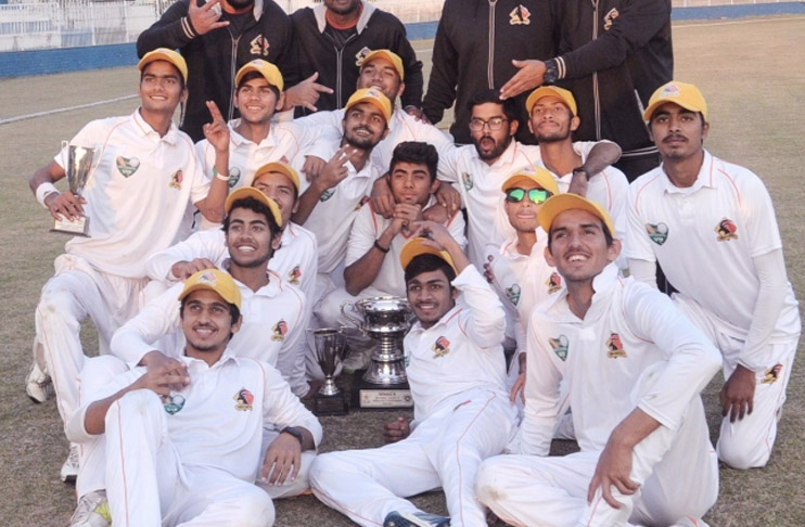 Sindh outclass Northern to lift National U19 Three-Day title