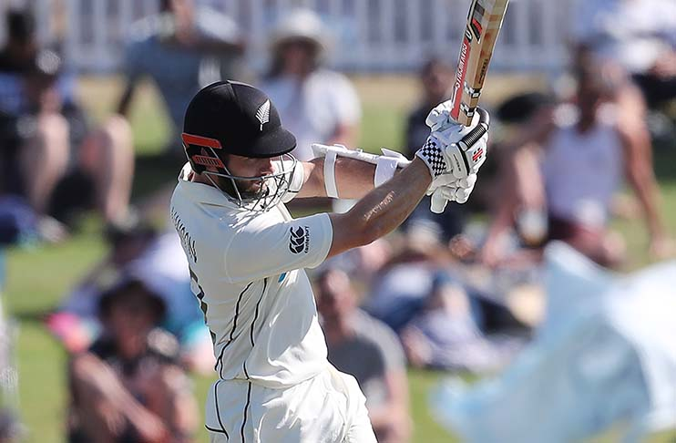 PAKvNZ: Williamson scores 23rd hundred as New Zealand post 250-3