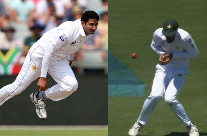 After Shaheen, Abbas is also frustrated with dropped catches
